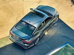 Lexus LS: Только не называйте его беспилотным