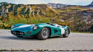 Самый дорогой британский автомобиль продан в США за рекордные $22,5 млн