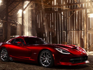 Chrysler выпустил последний Dodge Viper