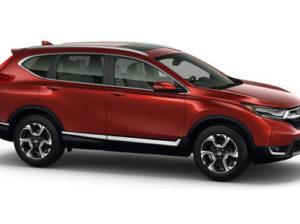 Назван срок начала российских продаж Honda CR-V с базовым мотором