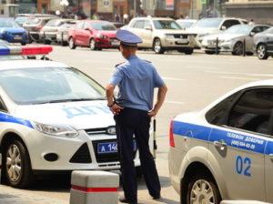 Названы места, где патрули ДПС будут останавливать автомобилистов