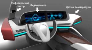 Решение Panasonic не даст водителям заснуть за рулем
