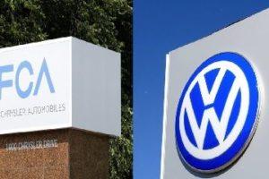 Volkswagen и FCA могут объединиться для создания легких внедорожников