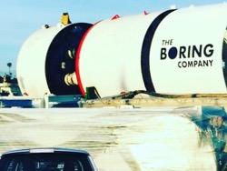 Компания Элона Маска проложила первый участок тоннеля в Лос-Анджелесе