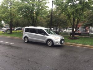 """В """"беспилотном"""" автомобиле в Вирджинии обнаружили замаскированного под кресло водителя"""