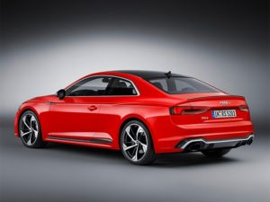 Новый Audi RS 5 Coupe