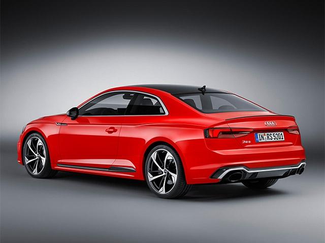 Новый Audi RS 5 Coupe