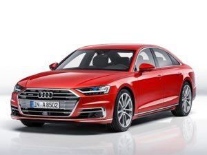 Новый Audi A8: будущее класса люкс