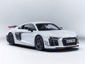 Audi Sport Performance Parts - новая динамика для Audi R8 и Audi TT
