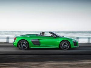 Audi Sport на  авто неделе в Монтерее