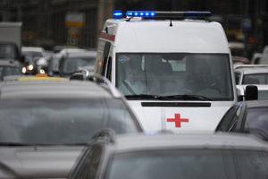 Автоинспекторы Клинского района помогли скорой помощи доставить беременную пациентку