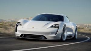 Известна ориентировочная цена электрокара Porsche Mission E