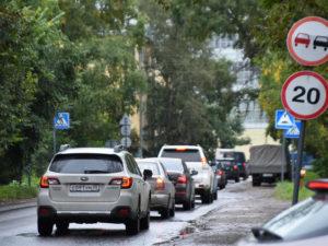Улицу Гончарную начнут ремонтировать в Вологде в октябре