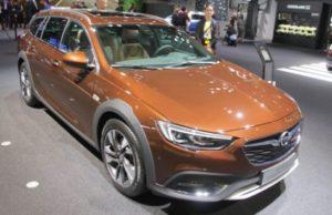Начался прием предварительных заказов на «внедорожный» Opel Insignia Country Tourer