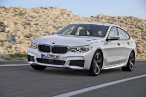 Знакомимся с характеристиками и опциями нового лифтбека BMW 6-Series GT