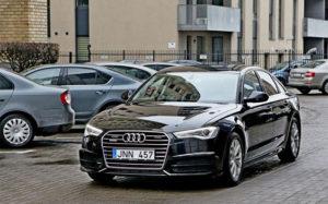 Полиция Литвы приобрела 12 новых Audi A6 за 500 млн евро
