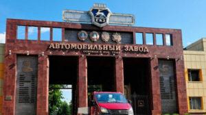 «Группа ГАЗ» представила праворульный бортовой «Урал Next»