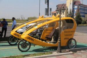 На экскурсии в Магасе можно будет ездить на велотакси