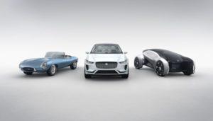 Все новые Jaguar и Land Rover станут электрическими с 2020 года