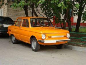 Лучшие советские автомобили СССР на 2017 год