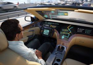 LG поучаствует в разработке автомобилей-беспилотников