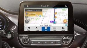 В автомобилях Ford появится навигация Waze
