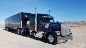 Представлен новый грузовик Kenworth W990 впервые за 57 лет