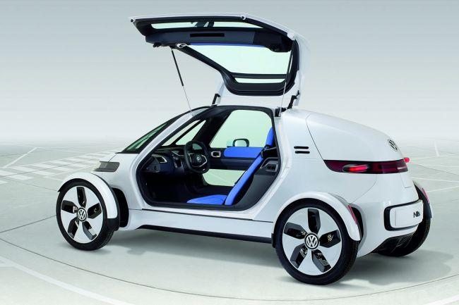 Volkswagen собирается выпустить новый электромобиль-амфибию