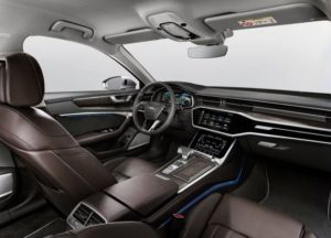 Audi A6 Long 2018