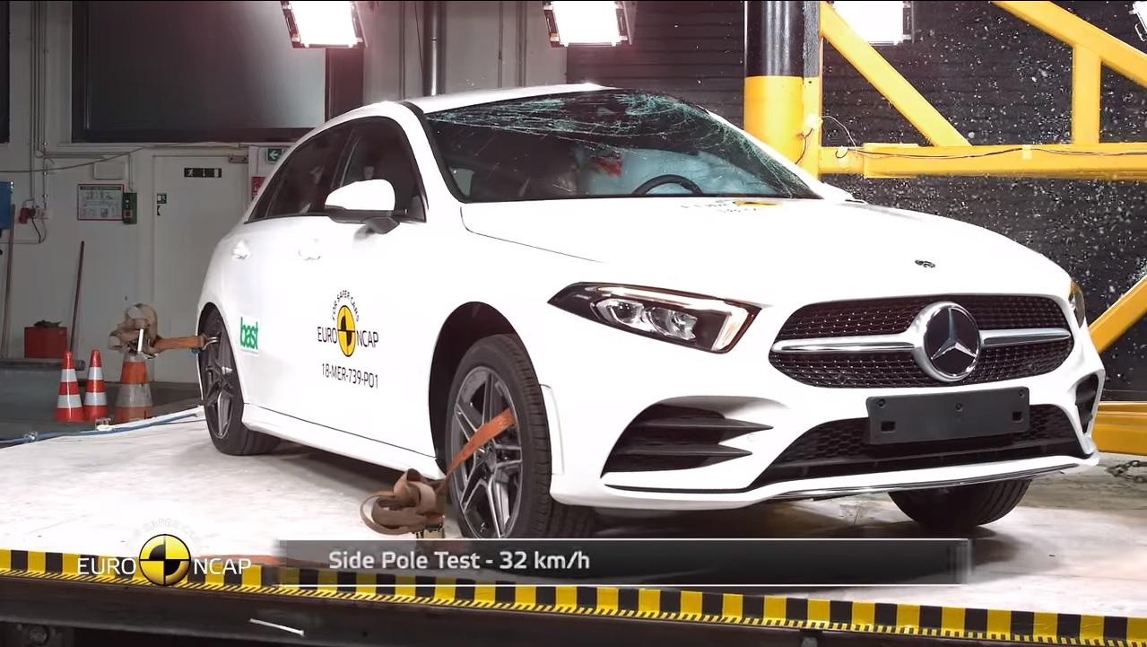 Euro NCAP назвал самые безопасные автомобили 2018 года