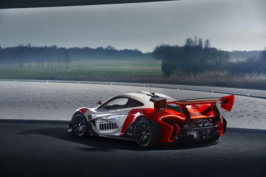 McLaren P1 GTR получил новую эксклюзивную гибридную версию