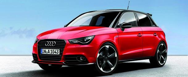 Audi A1 amplified - заряженная версия Ауди А1