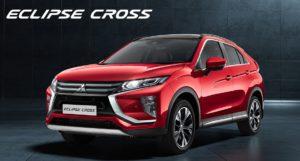Mitsubishi Eclipse Cross обзор компакт-кроссовера