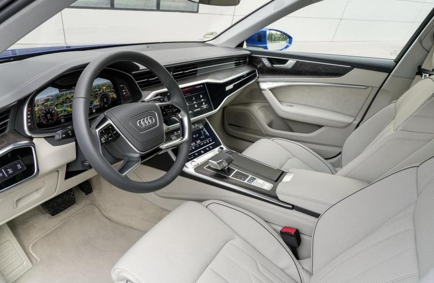 Новый Audi A6 55 TFSI: идеальный седан из Германии