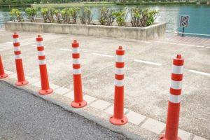 Эффективность установки складных парковочных столбиков