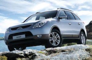 Обзор Hyundai ix55