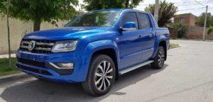 Volkswagen Amarok V6 (224 л.с.): мощь и комфорт