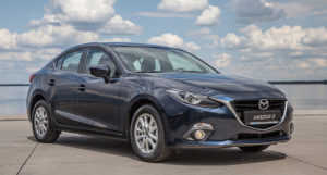 Mazda 3. Отличный выбор для покупки на аукционе в США