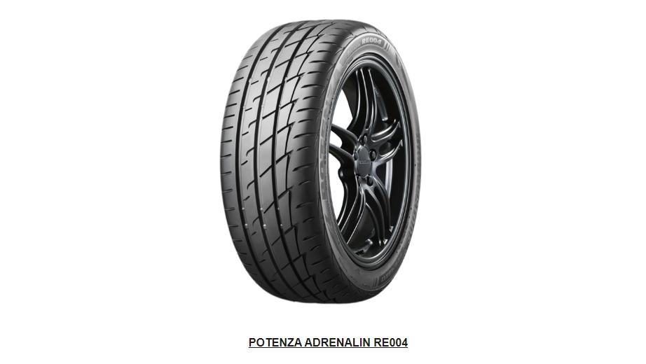 Potenza Adrenalin RE004: летняя новинка 2020 года от Bridgestone