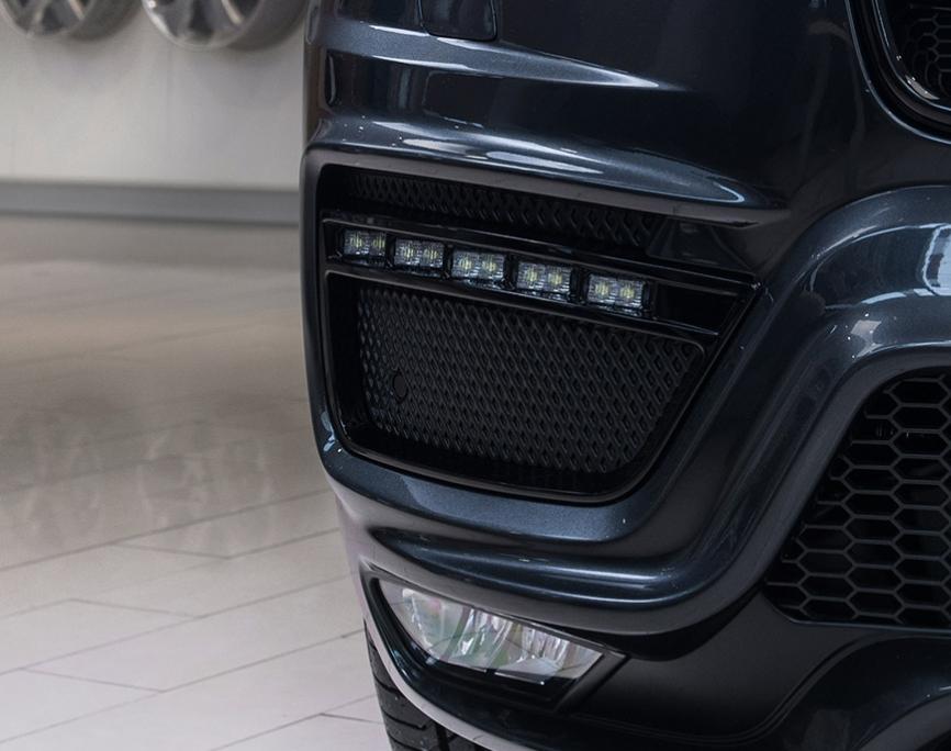 Audi Q8 тюнинг от профессионалов