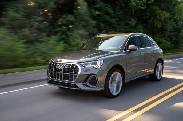 Audi полностью обновляет модельный ряд 2021 года