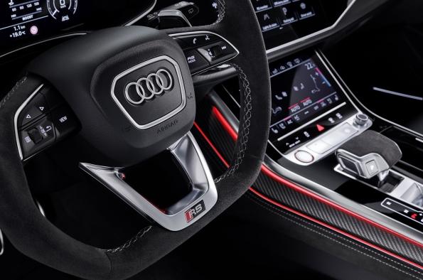Абсолютно новый Audi RS Q8 2020 года: чудовищная красота