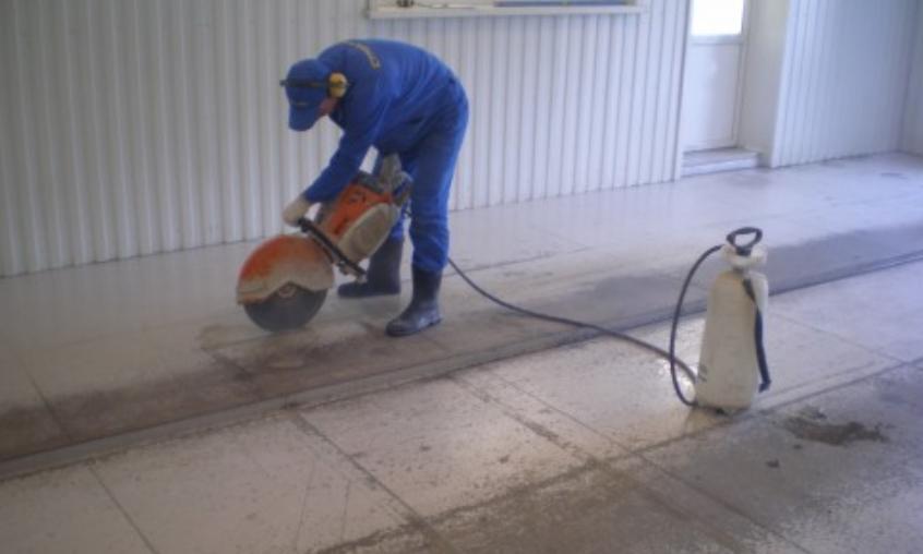 Алмазная резка бетона от Даймонд Технолоджи
