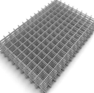 Виды сеток для армирования стен