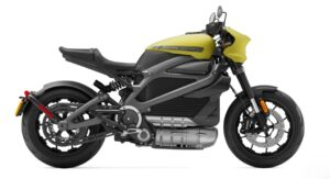 Электромотоцикл Harley Davidson LiveWire: топовый байк