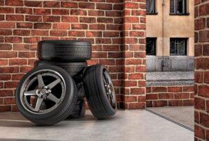 Хранение автопокрышек: правила и нюансы