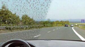 Правильный уход за автостеклом