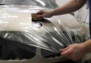 Защита кузова и стекол пленкой