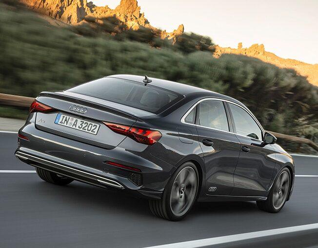 Совершенно новые Audi A3 и S3 2022 года: просторнее, мощнее и динамичнее, чем когда-либо