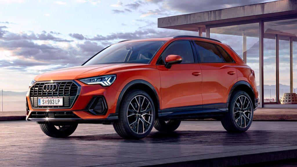 Интересные модели от Audi